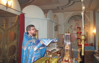 Праздничные богослужения в Неделю 13-ю по Пятидесятнице
