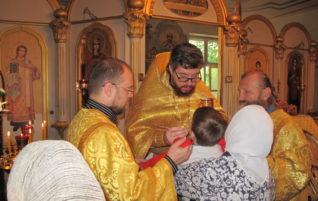 Праздничные богослужения в Неделю 15-ю по Пятидесятнице
