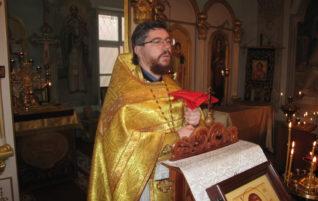 Праздничные богослужения в день памяти Архангела Михаила