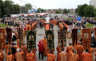 Приглашаем принять участие  в Крестном ходе