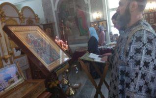 Акафист Божией Матери пред иконой«Всецарица»