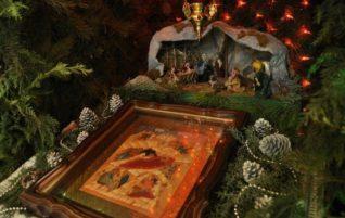 Навечерие Рождества Христова. Рождественский сочельник
