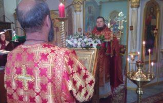 Неделя 2-я по Пасхе, апостола Фомы